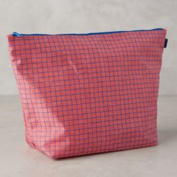 Baggu Easby Pouch in Pink Size: One Size Clutches
