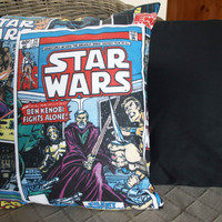 Star Wars Comic Cushion Cover