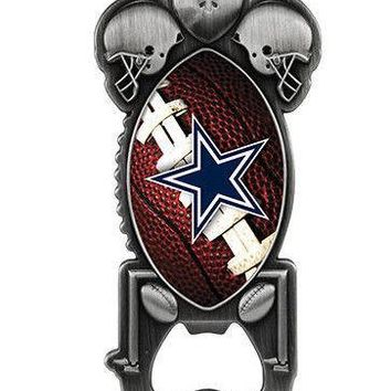 NFL Dallas Cowboys Party Starter Bottle Opener FREE SHIPPING!