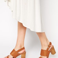 ASOS HATTIE Heeled Sandals at asos.com