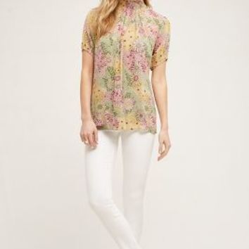 J Brand 811 Mid-Rise Skinny Jeans in Blanc Size: