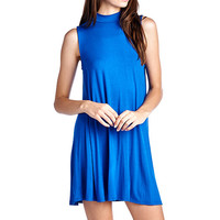 Shake It Out Dress - Blue
