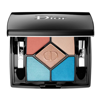Sephora: Dior : 5-Colour Eyeshadow Polka Dots : eyeshadow-palettes