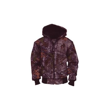 Insulated Hooded Jacket Realtree Xtra Camo 2T
