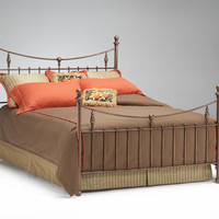 Penny Copper Brown  Headboard