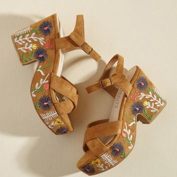 Positive Blossoms Heel