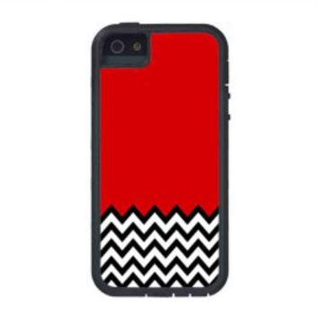Welcome to twin peaks chevron for iphone 5s case