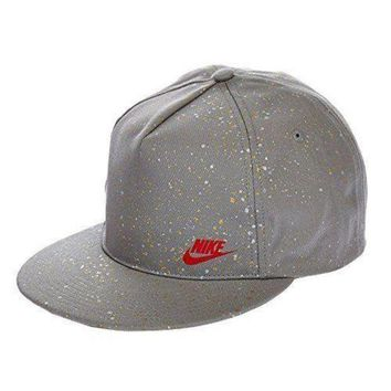 bba070ce277 CREYONG6 Nike Spackle Trucker Snapback Cap Hat Men s 269781 082