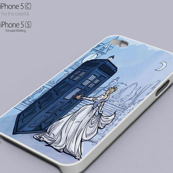 Tardis Cinderella Popular Phone case for iPhone 4/4s, iPhone 5/5s/5c, Samsung Galaxy s3,s4,s5