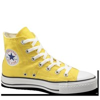 Buttercup Hi-Top Chuck Taylors All Star : Converse Shoes | Converse.com