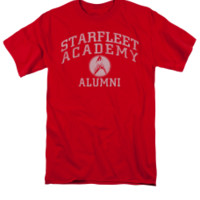 STAR TREK/ALUMNI