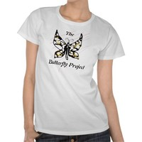 The Butterfly Project Shirt from Zazzle.com