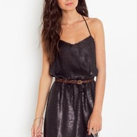 Holy Sequin Dress in Sale at Nasty Gal