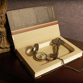 Hollow Book Safe (The Odyssey)