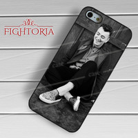 Sam Smith Smiling - zz3zz for  iPhone 4/4S/5/5S/5C/6/6+s,Samsung S3/S4/S5/S6 Regular/S6 Edge,Samsung Note 3/4