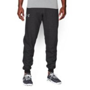 Under Armour Men's UA Rival Fleece Printed Joggers