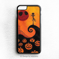 JACK SKELLINGTON HALLOWEEN iPhone 6 Plus Case Wijayanty.com