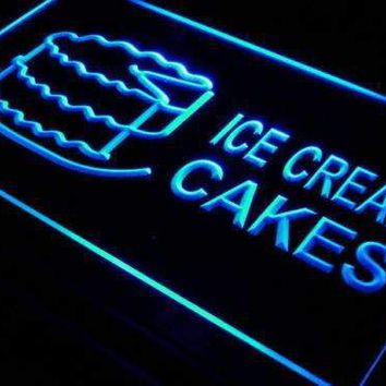 Ice Cream Cakes Neon Sign (LED)