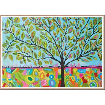 Tree of Life Sympathy Card