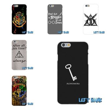 Amazing Harry Potter Badges Logo Slim Silicone Phone Case For Sony Xperia Z Z1 Z2 Z3 Z4 Z5 compact M2 M4 M5 E3 T3 XA Aqua