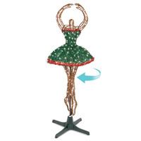 The Ballerina Tree - Hammacher Schlemmer