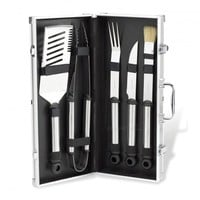 Platinum BBQ Tool Set - 5pc