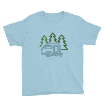 Forest Trailer - Youth Short Sleeve T-Shirt