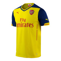 Arsenal Jersey Away 2014 2015