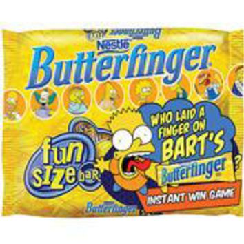 NESTLE'S BUTTERFINGER CANDY