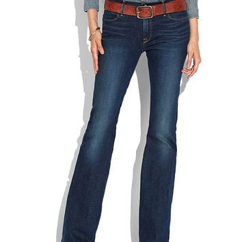 Lucky Brand Charlotte Kick Flare Womens Flare Jeans - Coulwood