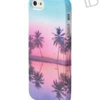 Aeropostale  LLD Palm Trees iPhone 5/5S Case