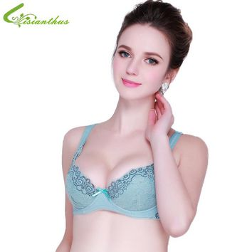 Breastfeeding Nursing Bra Cotton Underwear C Cup Lace Vest Top Pregnant Women Lactating Mother Soft Clothing Free Shipping New