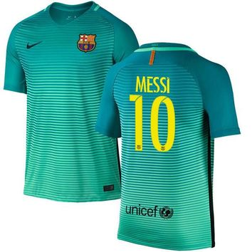 Messi jersey Barcelona third 2016 2017