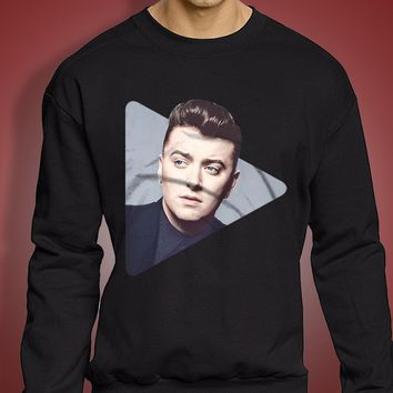 Sam Smith Music Play Men'S Sweatshirt