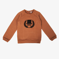Emile et Ida Laurel Sweatshirt - F550B - FINAL SALE