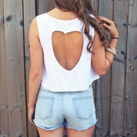Lonely Heart Top
