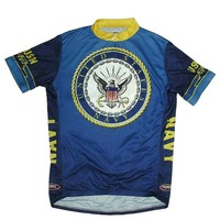 US Navy - Logo Cycling Jersey
