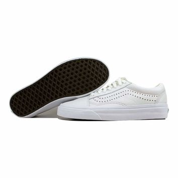 Vans Old Skool Reissue White Leather VN0A2XS61EF