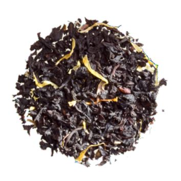 Pomegranate Lemon - Organic Loose Leaf Black Tea