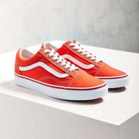 DCCKG6WU Vans Orange Old Skool Sneaker - Urban Outfitters