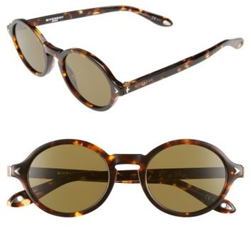 Givenchy 50mm Round Sunglasses | Nordstrom