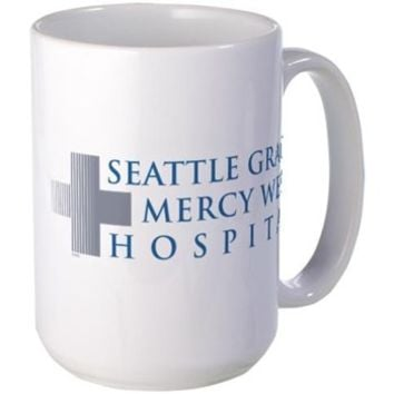 SGMW Hospital Mug> Seattle Grace Mercy West Hospital> Grey's Anatomy TV Store