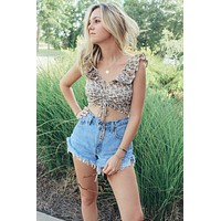 Elyse Crop Top