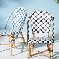 Woven Bistro Indoor/Outdoor Dining Chair