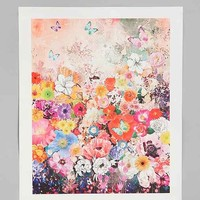CSERA Surfaces Horticouture 1 Art Print- Multi One