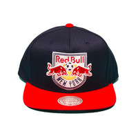 Mls New York Red Bull Xl 2T Snapback In Navy