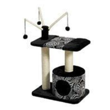 Midwest Homes For Pets - Feline Nuvo Carnival Cat Furniture