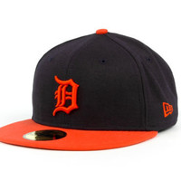 Detroit Tigers MLB Cooperstown 59FIFTY