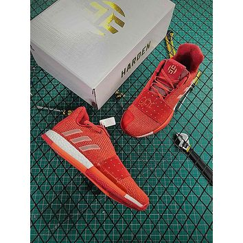 Adidas Harden Vol. 3 Red D96990 Basketball Shoes