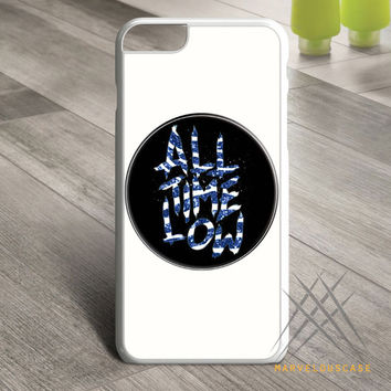 All Time Low Logo Sparkly Glitter Custom case for iPhone, iPod and iPad